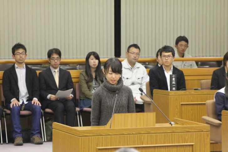 若者議会の政策が市長に答申されました!6つの政策の事業費は約1000万円【愛知県新城市】 (14)