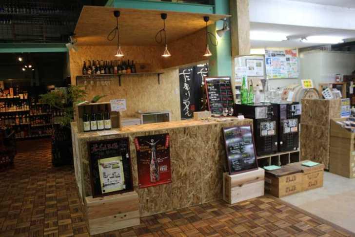 新城市の「酒のリカプラ」が立ち飲み試飲できる酒屋に進化!プレミアムモルツ・マスターズドリームも飲める! (4)