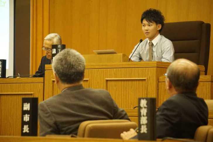 若者議会の政策が市長に答申されました!6つの政策の事業費は約1000万円【愛知県新城市】 (2)