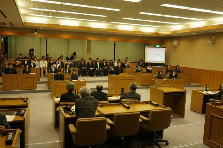 若者議会の政策が市長に答申されました!6つの政策の事業費は約1000万円【愛知県新城市】 (1)
