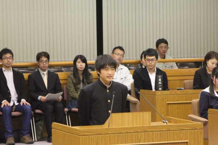 若者議会の政策が市長に答申されました!6つの政策の事業費は約1000万円【愛知県新城市】 (15)
