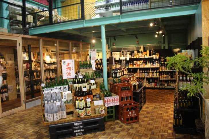 新城市の「酒のリカプラ」が立ち飲み試飲できる酒屋に進化!プレミアムモルツ・マスターズドリームも飲める! (1)