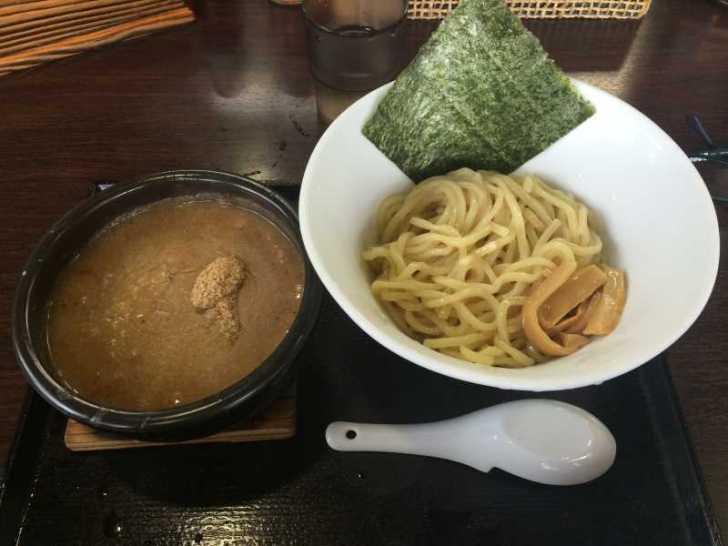 刈谷のつけ麺「らいこう」がおいしい![愛知県] (2)
