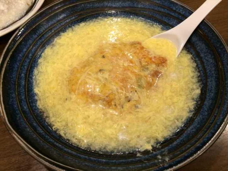 名古屋市中川区の中華料理屋「相羽」の幻の天津飯食べてきました!ランチおいしい!! (6)