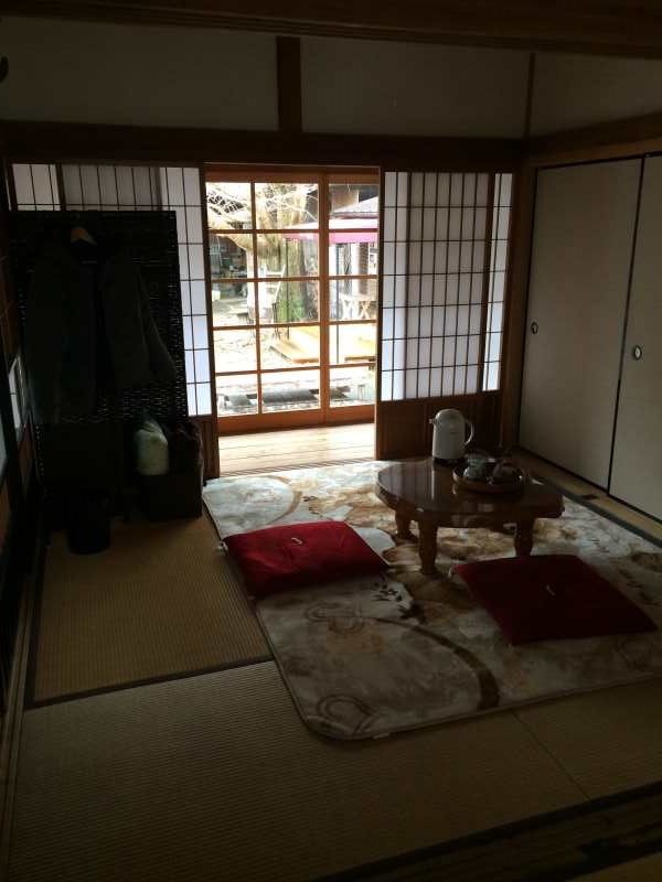 高知県土佐町に宿泊するなら「地蔵庵」がおすすめ!古民家宿の雰囲気とオーナーご夫婦が素敵過ぎる! (7)