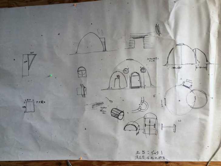 アースバックハウスを和歌山でも作ってきたよ!僕も愛知県で作りたい!! (3)