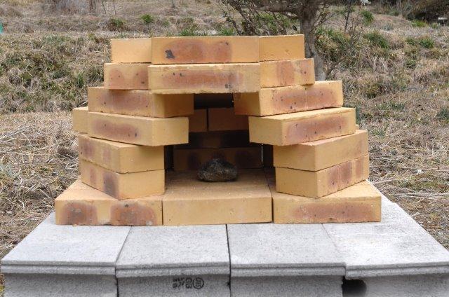 ピザ窯をdiyしてみた!レンガ窯・ドラム缶窯・ダンボール窯の作り方【手作り・自作・低予算】 (2)