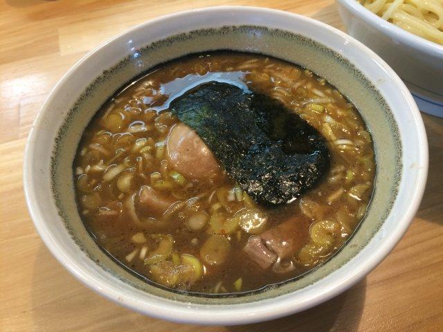 伝説のつけ麺べんてんの弟子の店「自家製中華そば としおか@早稲田」に行ってきたよ! (3)