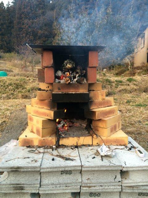 ピザ窯をdiyしてみた!レンガ窯・ドラム缶窯・ダンボール窯の作り方【手作り・自作・低予算】 (4)