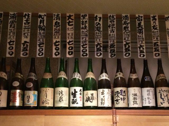 """富山駅近くで地場料理と日本酒を味わいたいなら""""真酒亭""""がおすすめ! (5)"""