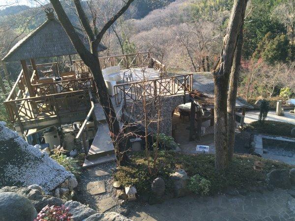 伊豆のスターヒルズのログハウスと作りかけのアースバックハウスがすごすぎた!【静岡】 (11)