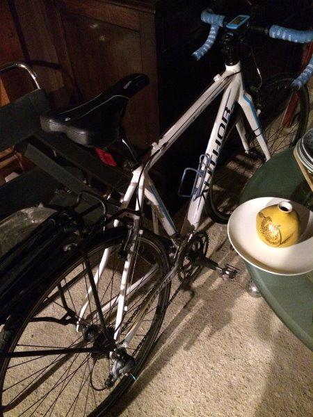 スイス人のかわいい女の子チャリダー(自転車乗り)が新城市作手に1週間以上滞在していたのだよ! (4)