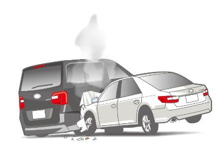 交通事故に遭遇したときの対応