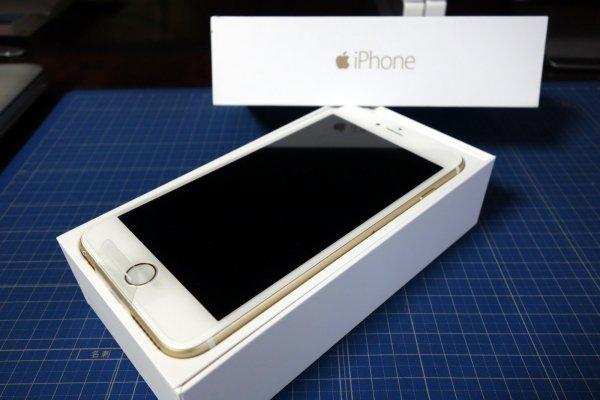 iPhone6 Plus 128GB 届きました 大きさ比較をやってみましょう