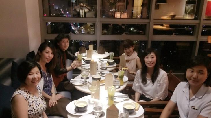 カンボジアで四国女子会
