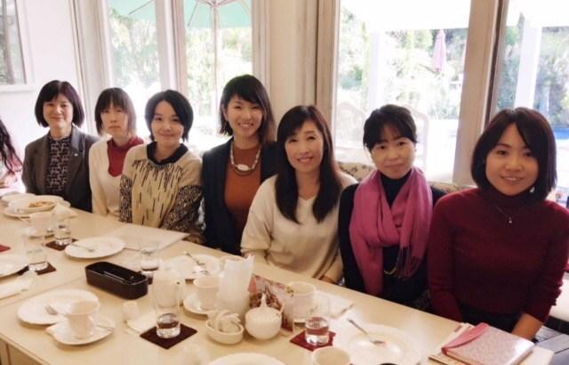 営業部女子課愛媛支局11月の勉強会