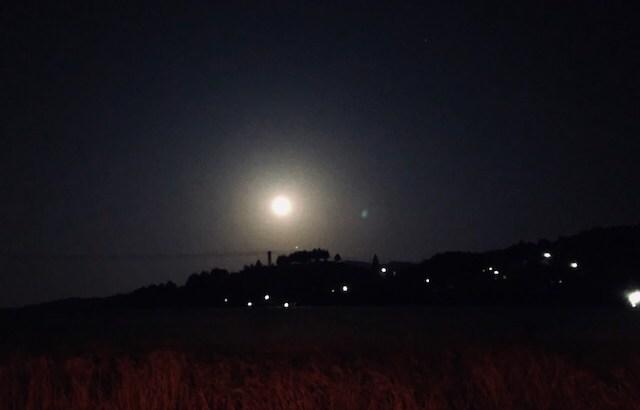 4月30日  蠍座の満月