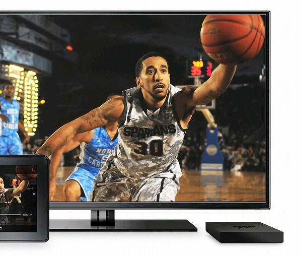 ■nasne④活用編 これだよ♪DiXiM PLAY  FireTVアプリならやれるっ!!有料アプリだけどnasneさらに活躍!リビングのテレビで再生 大画面、大音量やっぱり良いね