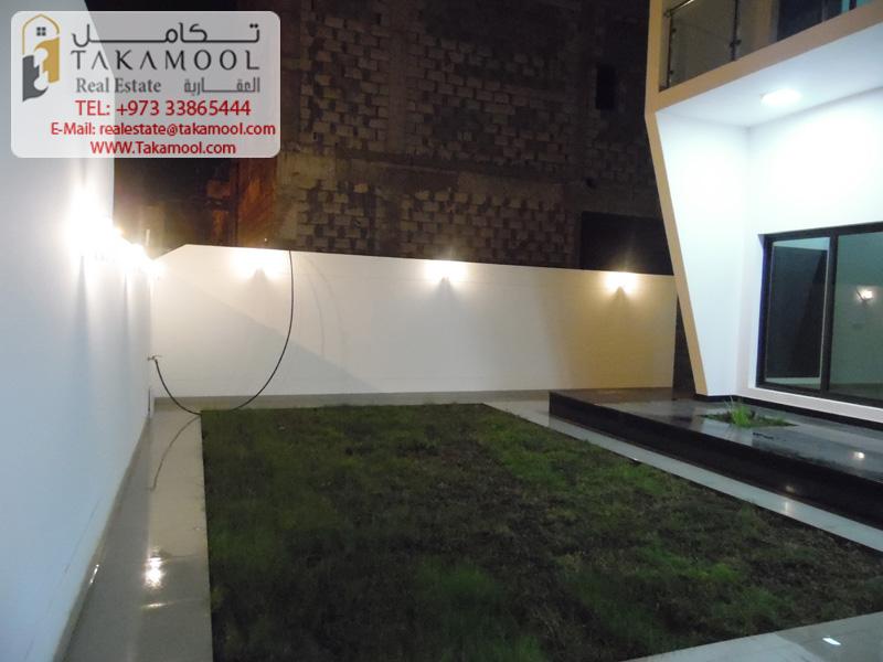 New Gorgeous Villa Modern Design For Sale In Saraya1