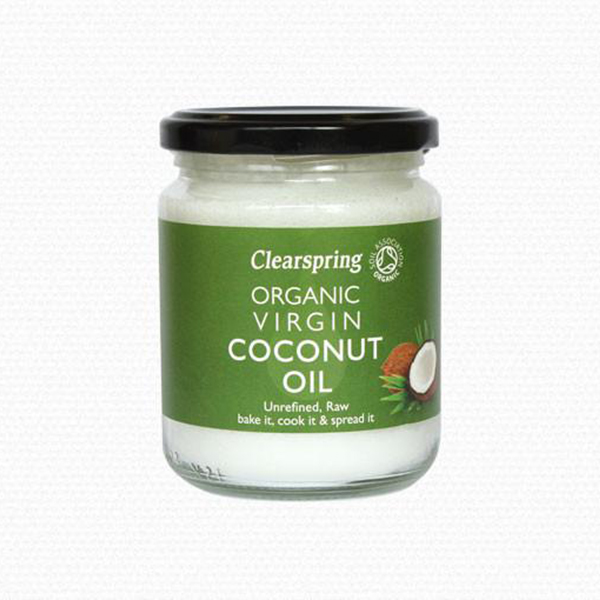 kokosolie Clearspring Coconut Oil