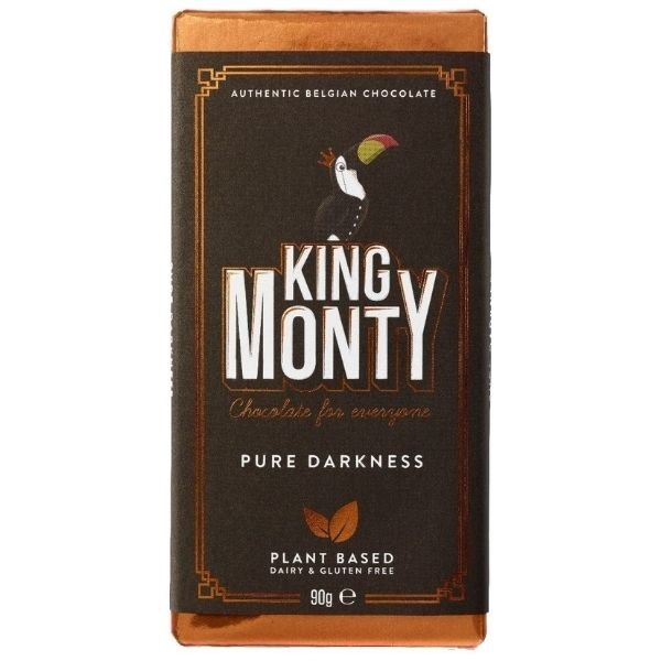 pure chocolade King Monty