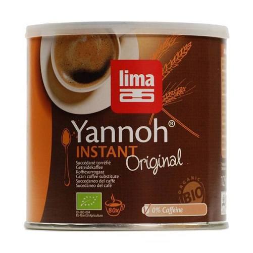 granenkoffie Lima Yannoh Instant