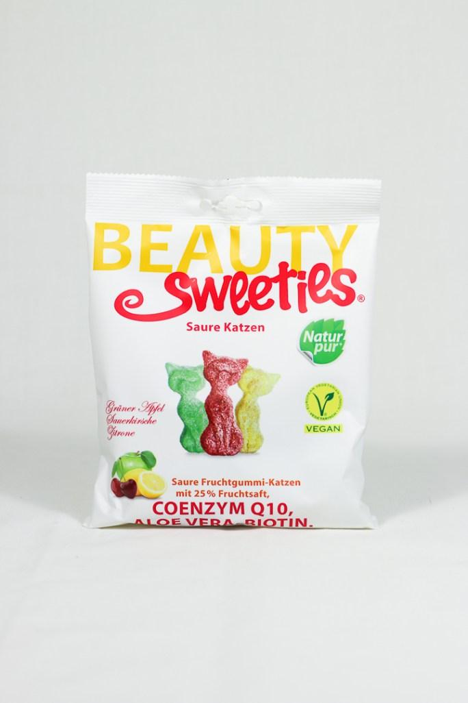 beautysweeties zure katjes vegan snoep