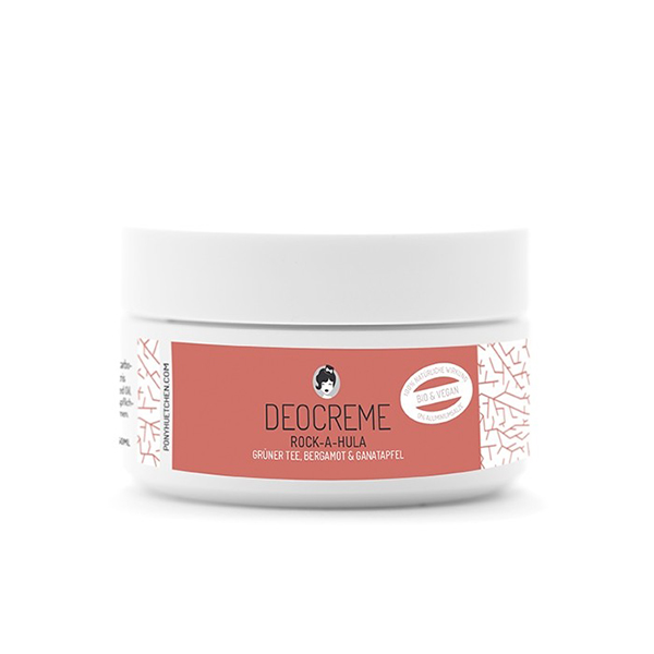 deocreme rock-a-hula PonyHutchen natuurlijke deodorant