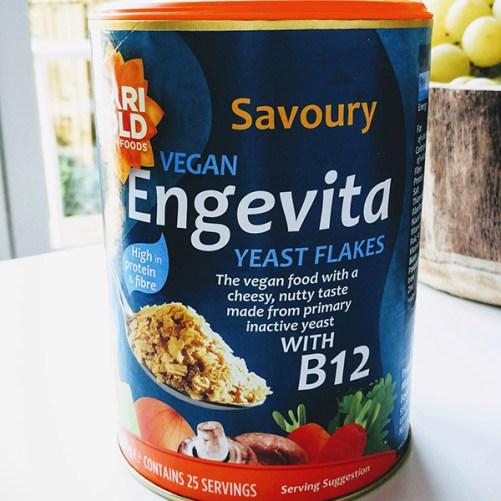 edelgistvloekken met B12 Marigold Engevita