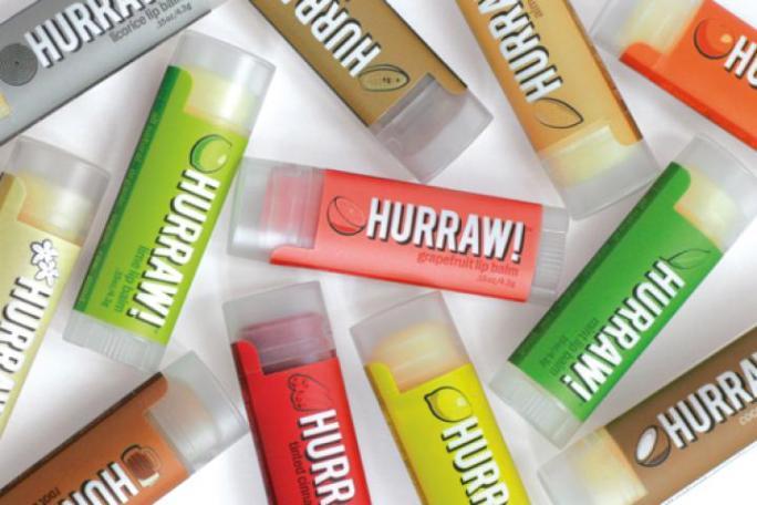 hurraw lipverzorging