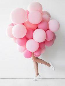 tak a plant-based lifestyle balloon