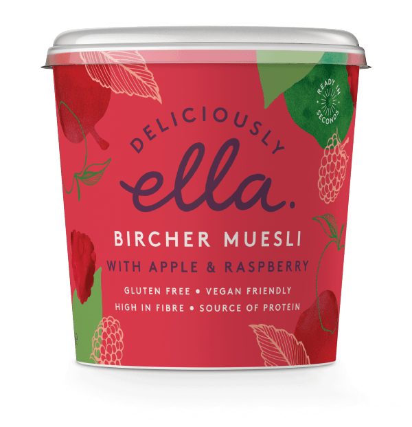 deliciously ella bircher muesli 90gr