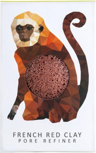 rainforest monkey konjac spons bij tAK