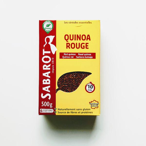 rode quinoa van Sabarot, 500gr