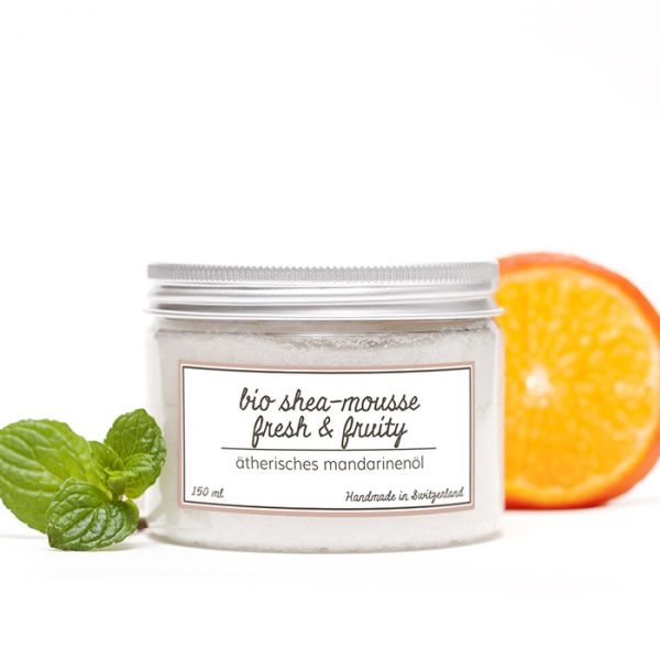 PonyHutchen Fresh and Fruity shea mousse