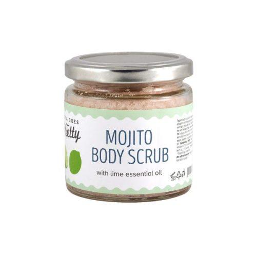 mojito body scrub zoya goes pretty 270gr