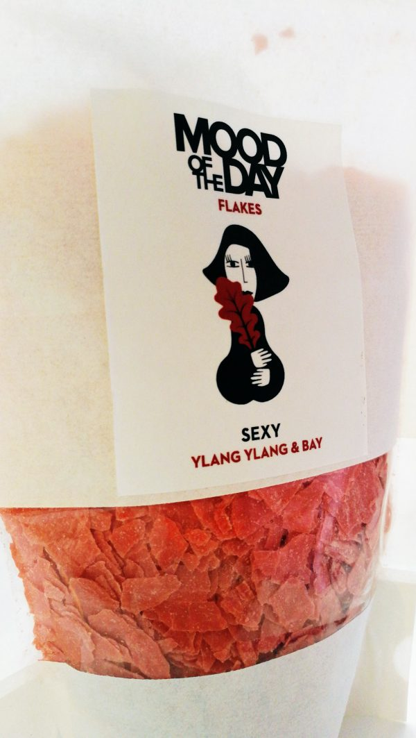 Mood of the Day Soap flakes sexy vegan soap tak