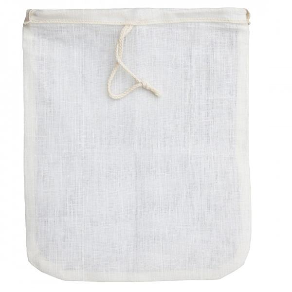Lovetree notenmelkzak nut milk bag hemp XL