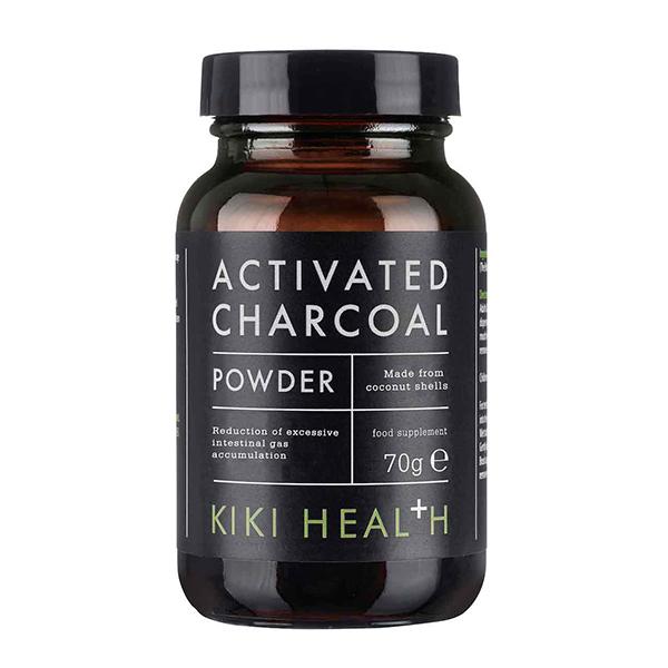 actieve kool bio KIKI Health organic activated charcoal