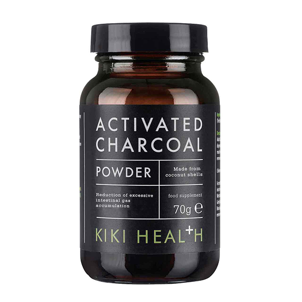 actieve kool bio KIKI Health organic activated charcoal