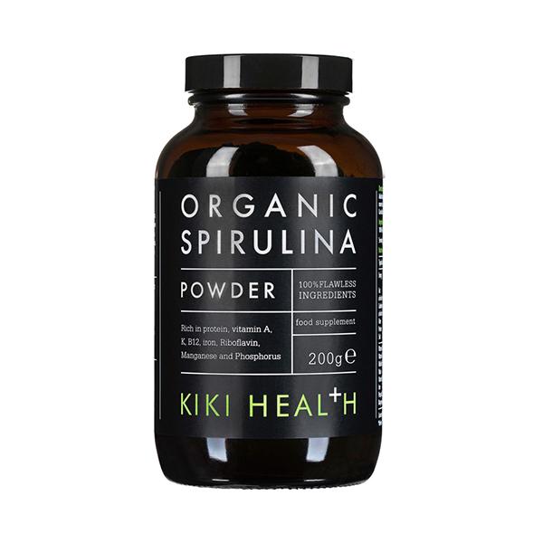 Kiki Health Spirulina bio 200gr