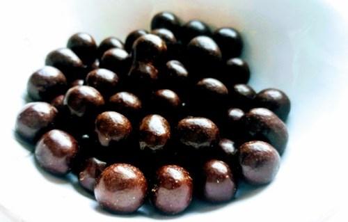 Choco Bites vegan maltesers Vantastic Foods 40gr