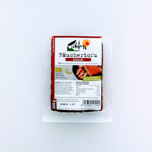 gerookte tofu van Taifun 200gr