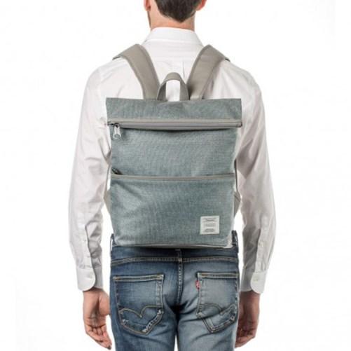 waterdichte rugzak The Essential Backpack Light Blue Miomojo