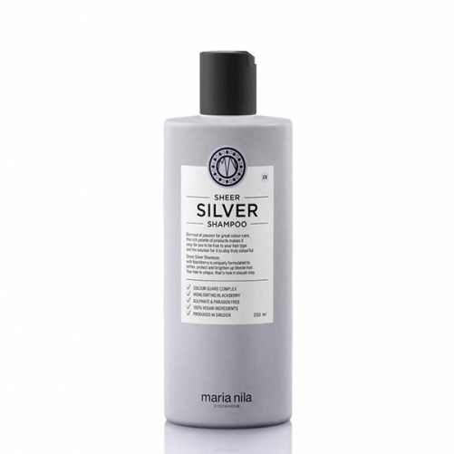 Sheer Silver Shampoo Maria Nila 350ml natuurlijke shampoo