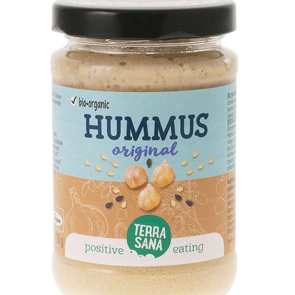 hummus spread Terrasana - hummus spread original