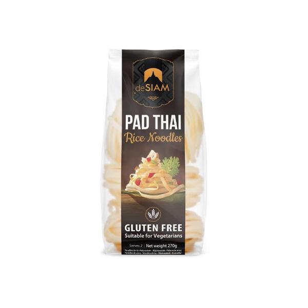 rijstnoedels van deSiam pad thai rijstnoedels 270gr