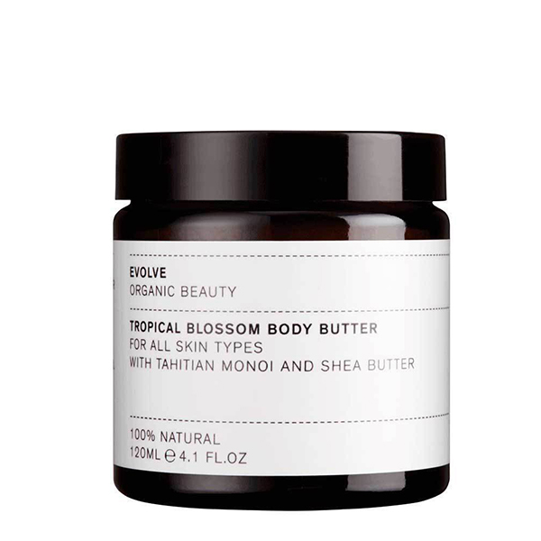 Tropical Blossom Body Butter Evolve Beauty 120ml