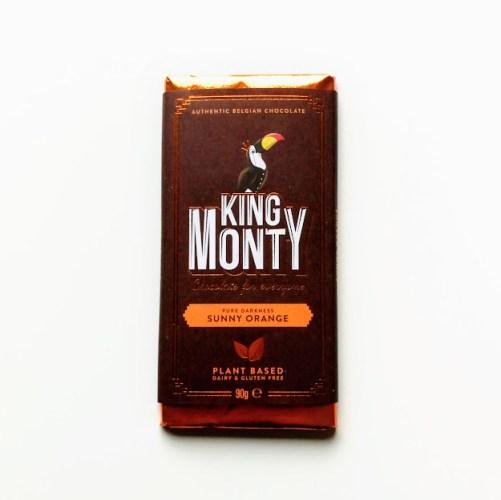 Sunny Orange King Monty