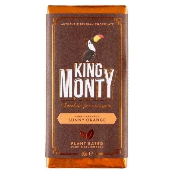 Sunny Orange King Monty vegan lactosevrij